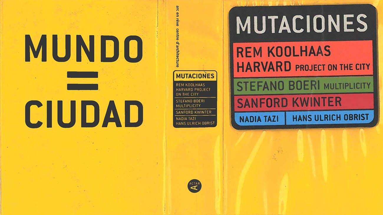 Rem Koolhaas Mutations Pdf