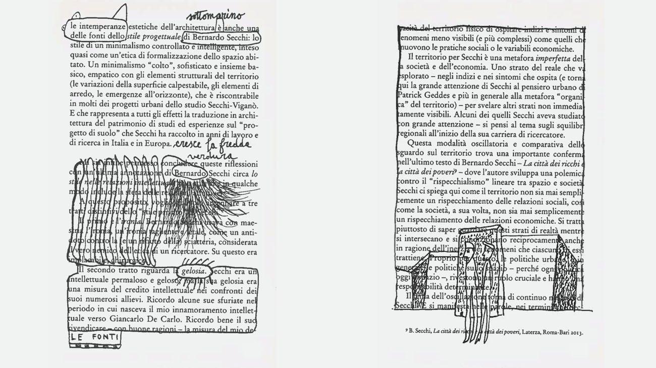 Fine Lavori Cila Roma publications archivi | stefano boeri architetti