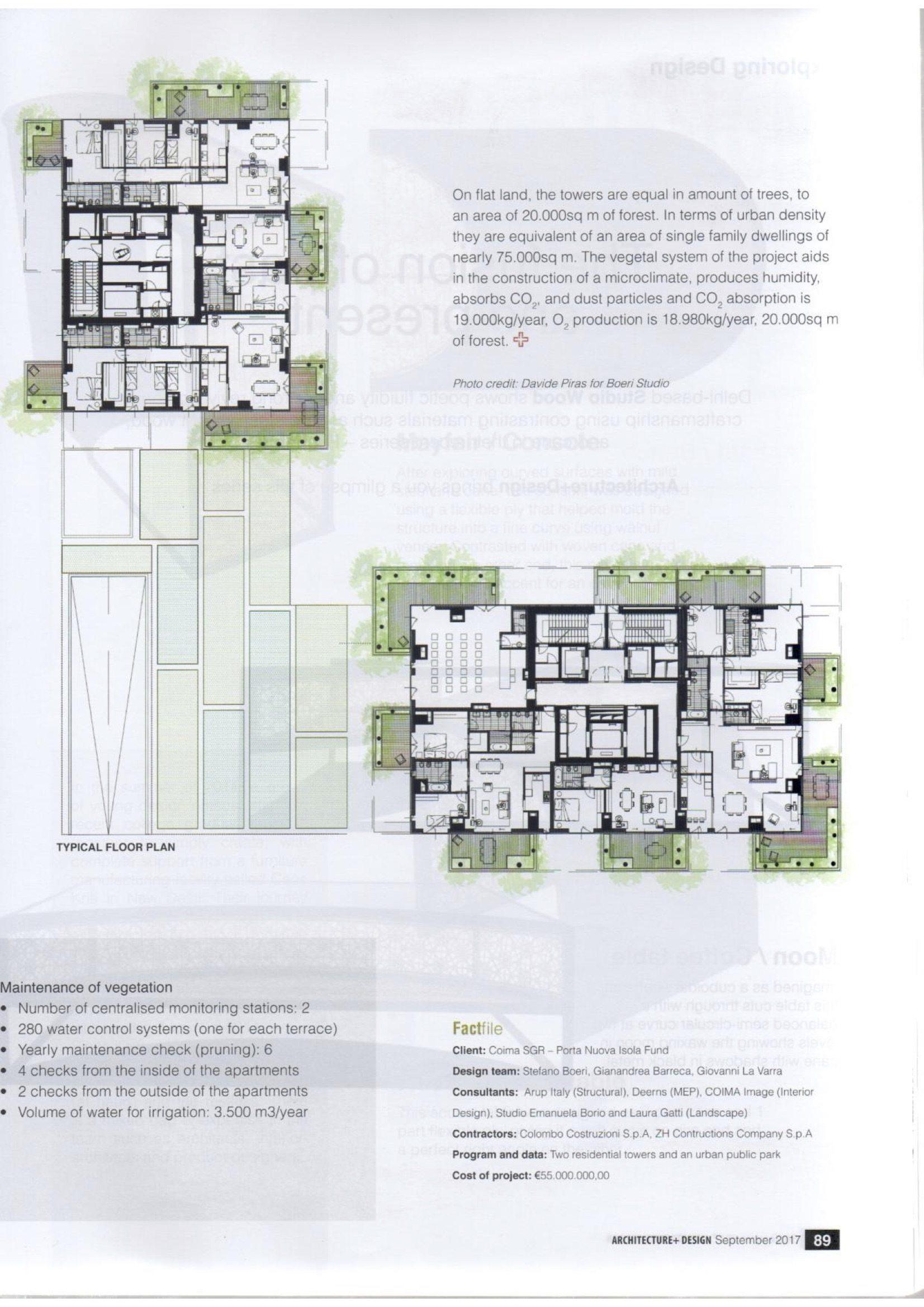 architecture design india the vertical forest stefano boeri architetti. Black Bedroom Furniture Sets. Home Design Ideas