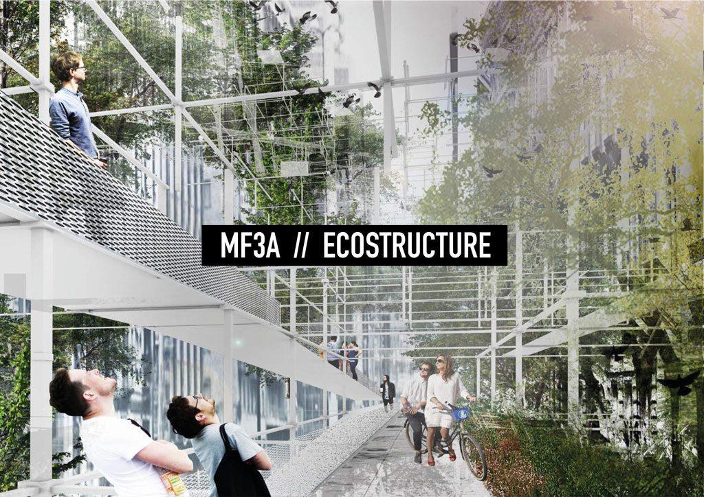 Ecostructure wins the plan future projects award for for Politecnico milano design della moda