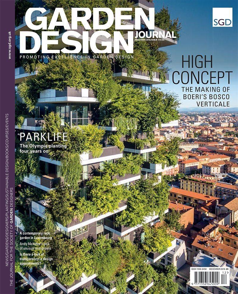 GARDEN DESIGN JOURNAL | THE MAKING OF BOSCO VERTICALE