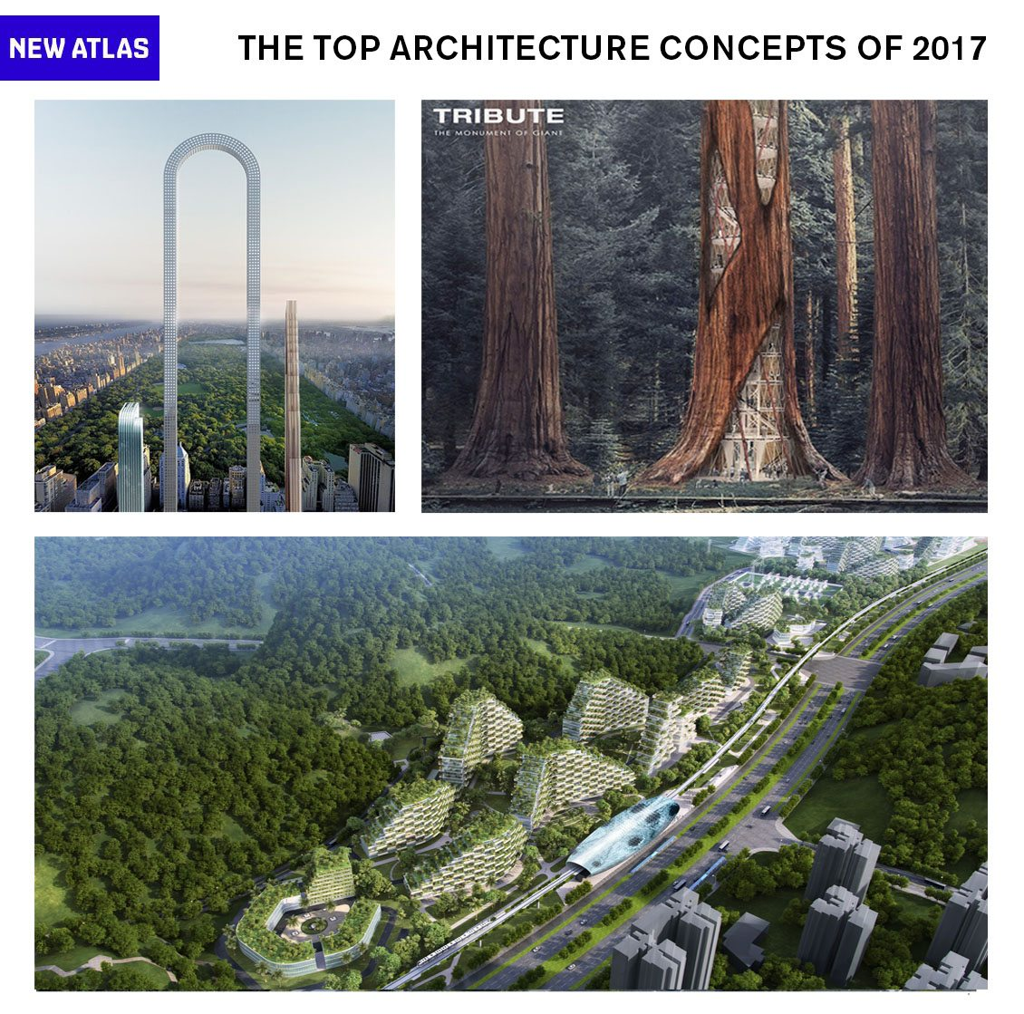 Atlas | The top architecture concepts of 2017 | Stefano