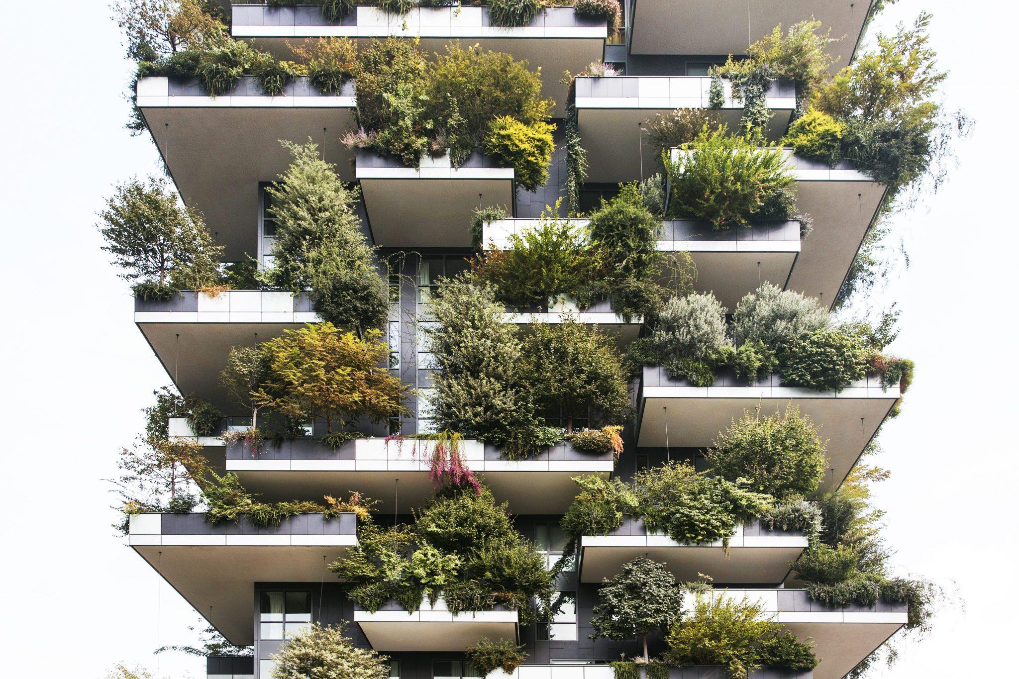 Home Design Studio Apartments Bosco Verticale Stefano Boeri Architetti
