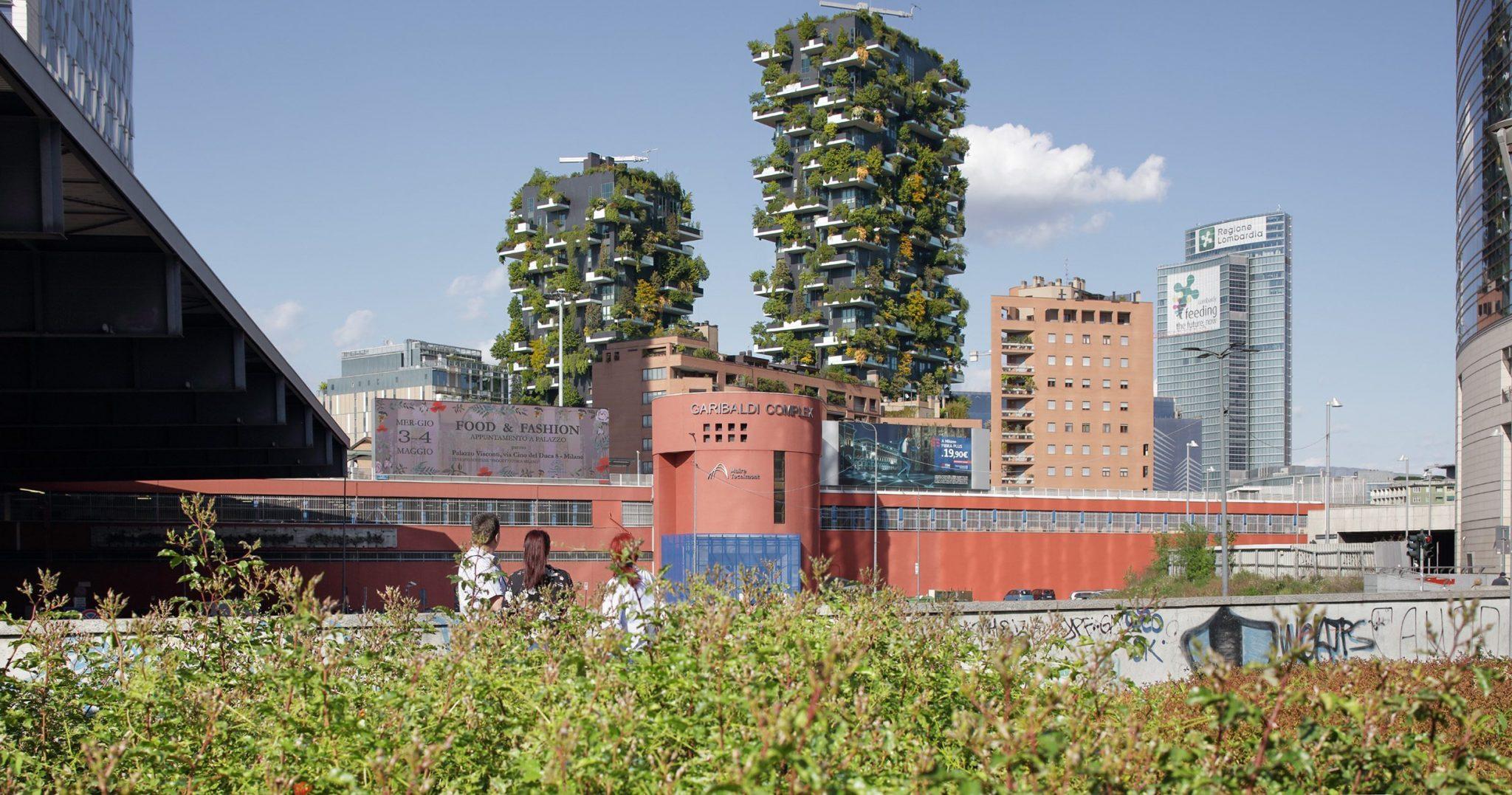 Bosco verticale stefano boeri architetti