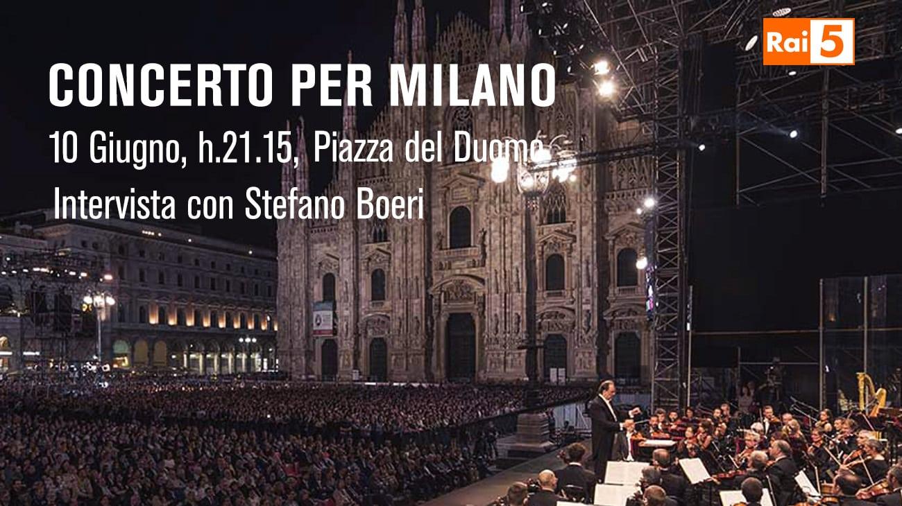 Rai5_20180608_Concerto per milano_Intervista Stefano Boeri