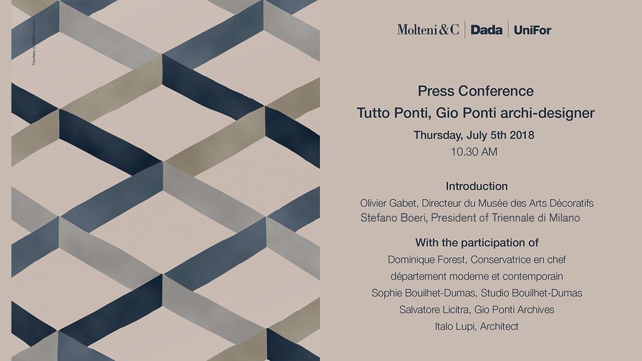 Molteni&C_20180705_Press Conference_3