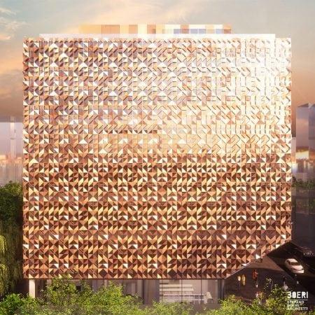 Stefano-Boeri-Architetti_Blloku-cube_Tirana_Facade