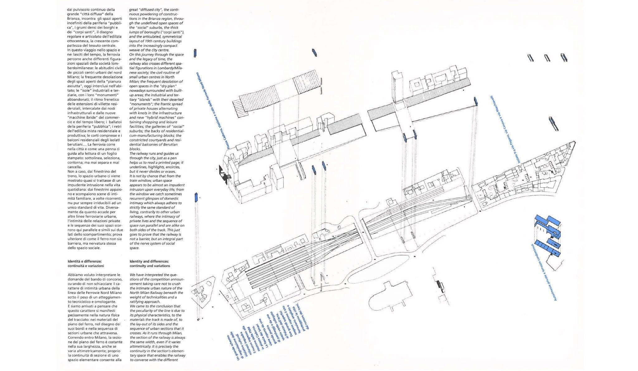 Railway Alphabet Stefano Boeri Architetti