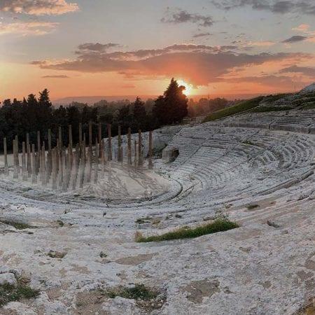 Greek Theater in Syracuse_The Trojan Women