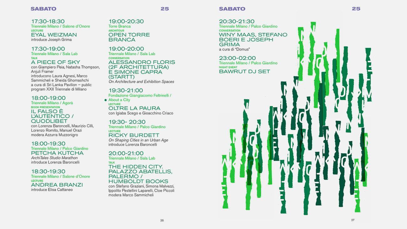 Studio La Sala Milano milano arch week 2019 | the program | stefano boeri architetti