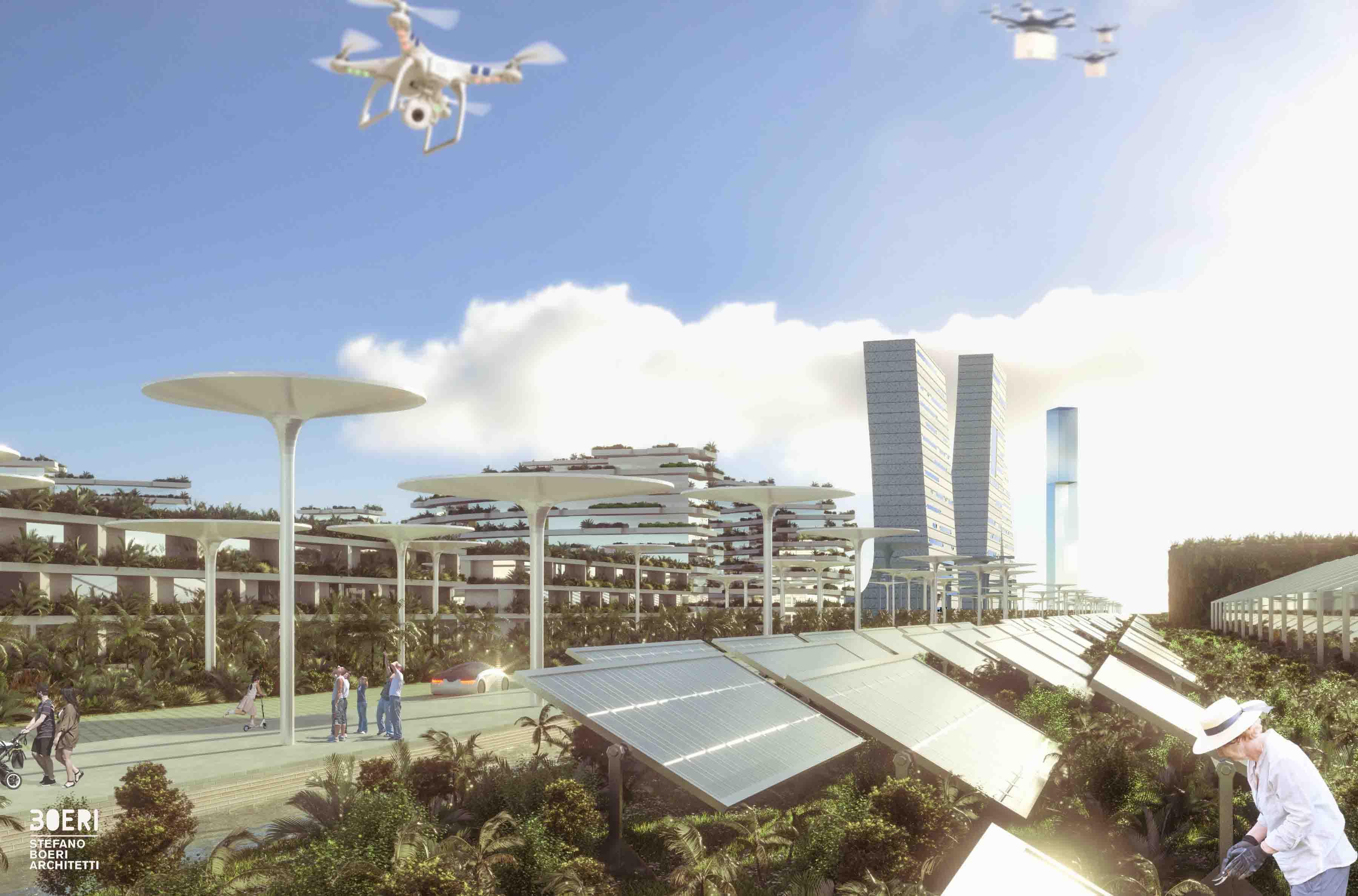 cidade sustentável de cancun