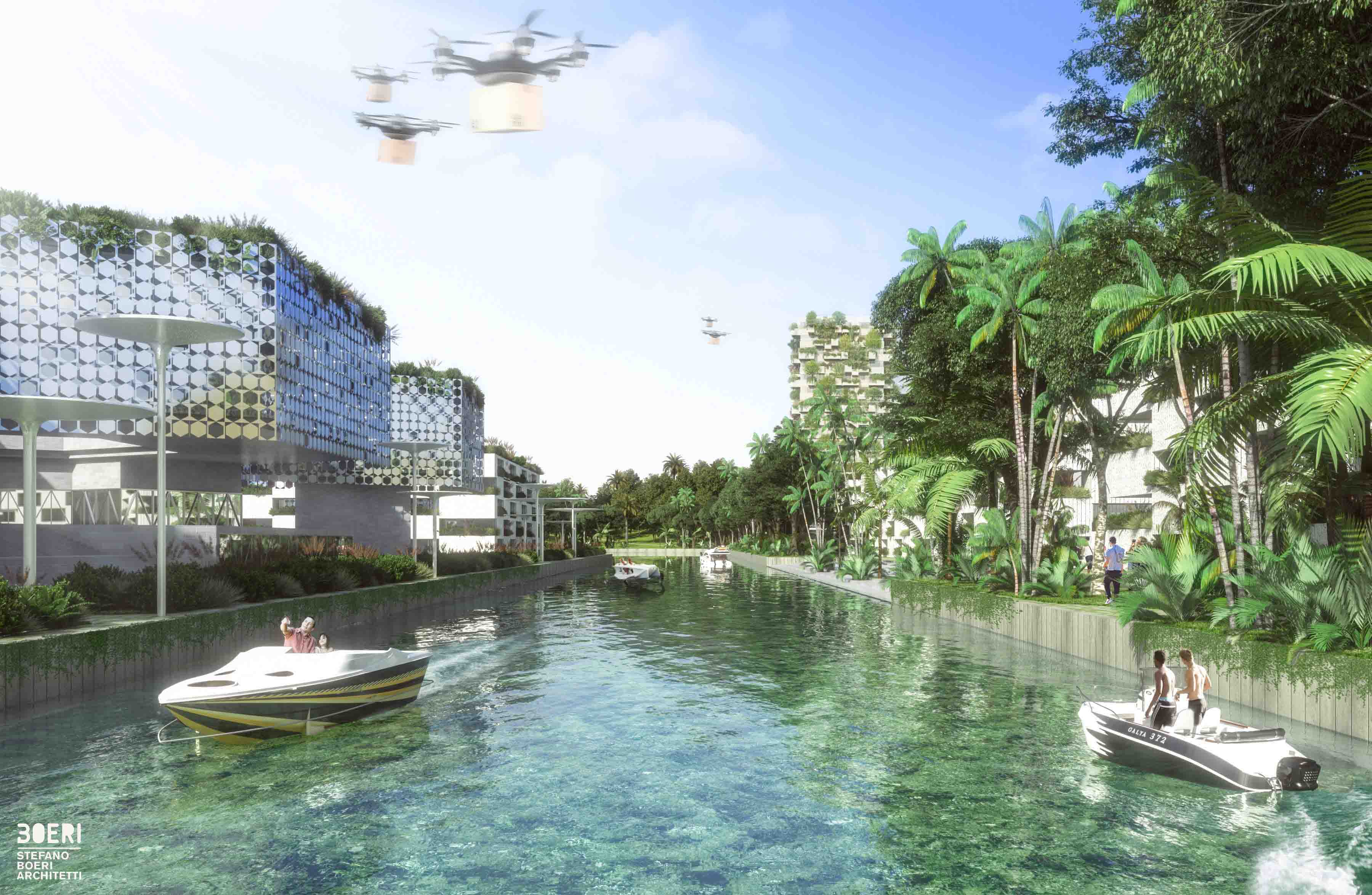 cidade inteligente de cancun