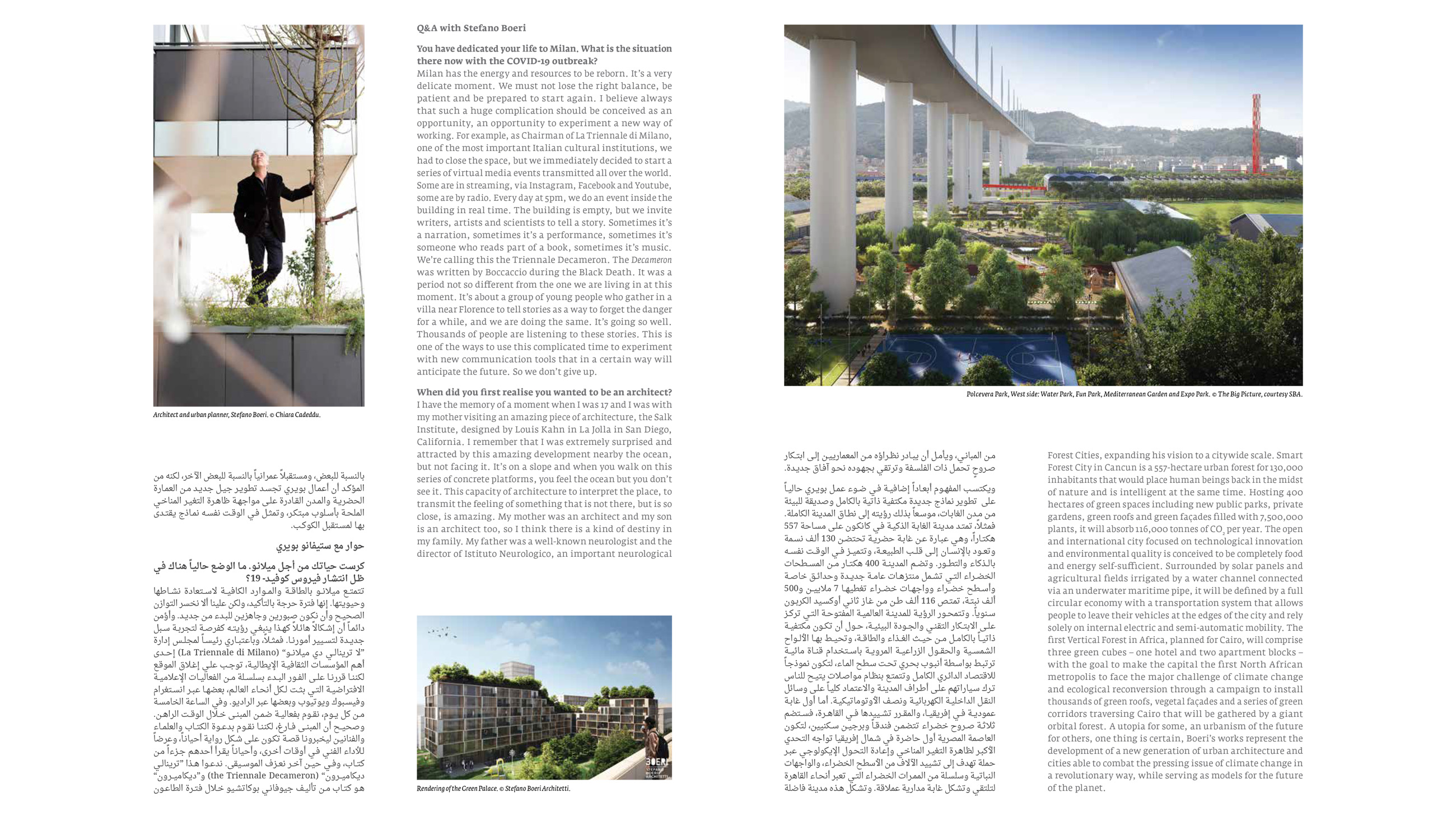 Isolare La Casa Basaluzzo trudo vertical forest | stefano boeri architetti